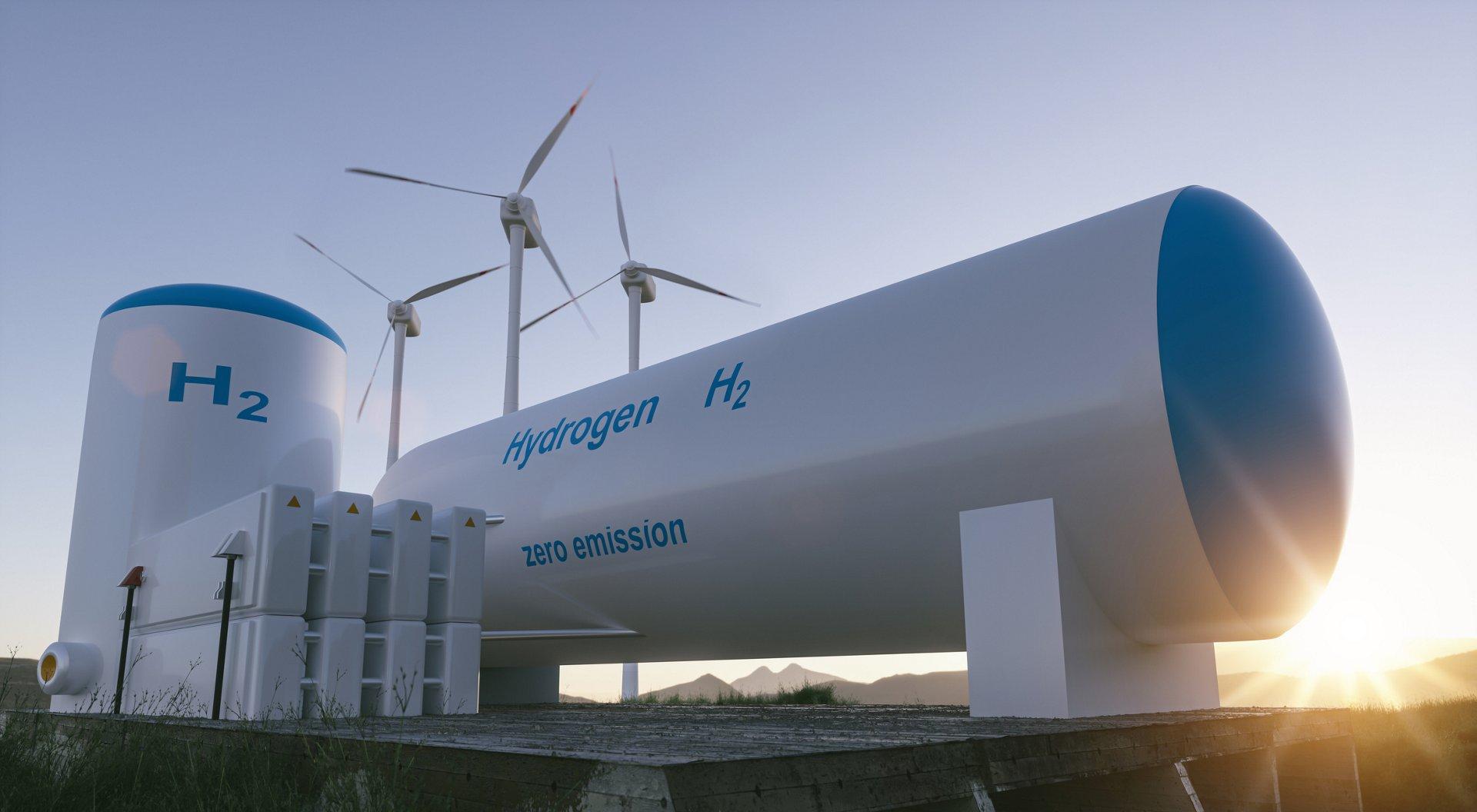 Almacenamiento Hidrogeno Verde